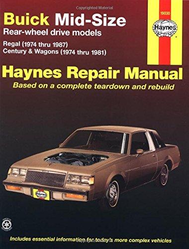 Buick Regal Owners Manual - 3