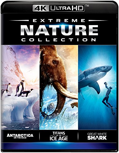 Extreme Nature Collection [4K UHD] [Blu-ray] -  Jon Bowermaster