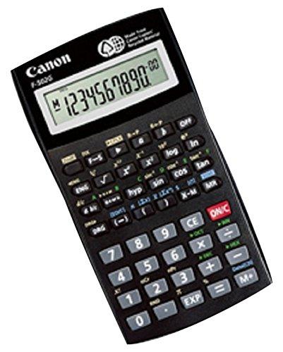 Canon F-502G Scientific Calculator