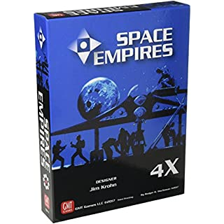 Space Empires 4X 3rd Printing
