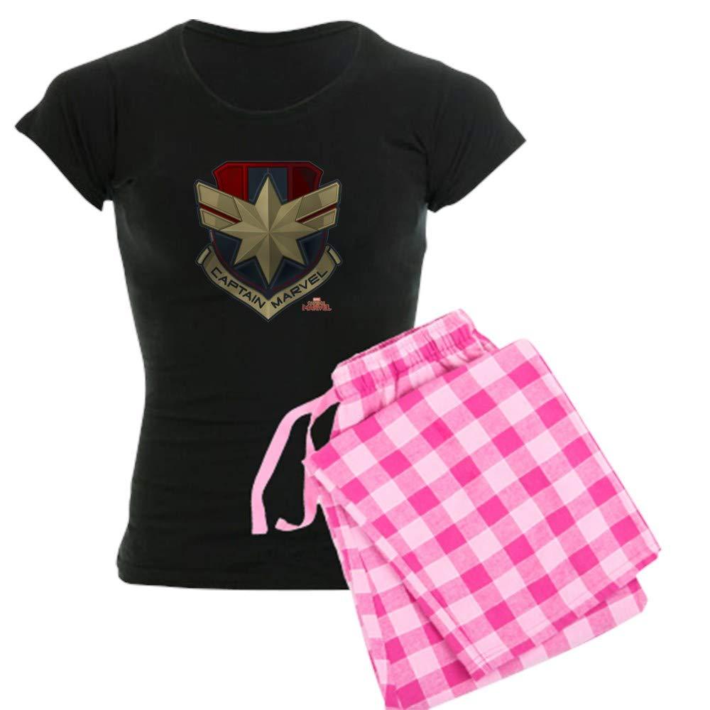 CafePress Captain Marvel Pajamas Womens PJs