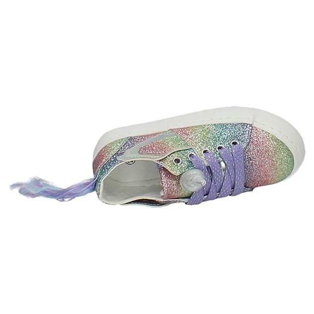 Zapatillas Unicornio Conguitos Glitter (25): Amazon.es: Zapatos y complementos