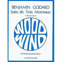 Godard: Suite de Trois Morceaux, Op.116 (Flute & Piano)