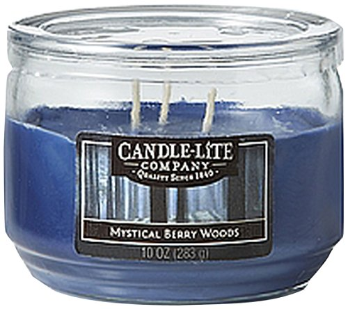 - Candle-Lite Everyday Scented Pumpkin Nutmeg Pie 3-Wick Jar Candle, 10 oz, Orange