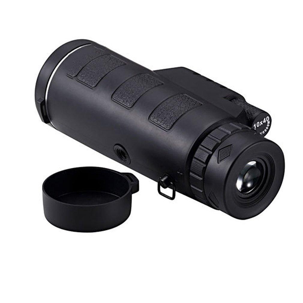 XQQQ - telescope35x55 HD Monokular mit Niedrig Light Nachtsicht, Volloptisches Prisma und Dual Focus Teleskop, Wasserdicht, Portable Spektive für Vogelbeobachtung, Outdoor, Konzert, Tierbeobachtung, Sightseeing Raveling, Sportbeobachtung, Klettern