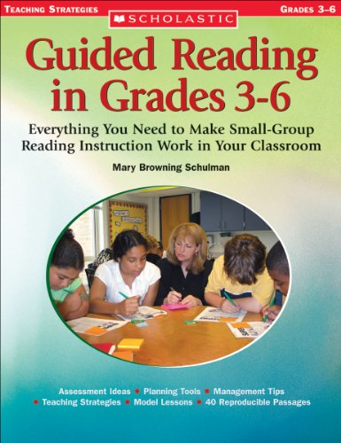 Download Guided Reading in Grades 3-6 (Scholastic Teaching Strategies) Pdf