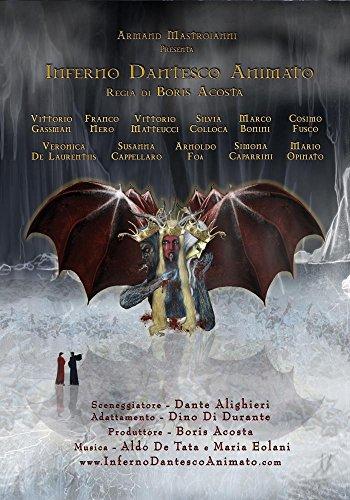 Inferno Dantesco Animato - - Inferno Nero