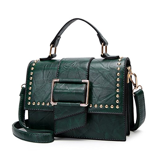 portable Green printemps paquet Sacs nouveau petit sac Body diagonale dames à Cross bandoulière sac carré 46wvnqSxp