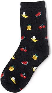DCPPCPD Cat Frutta Calze Invernali Creative Vita Cartoon Cibo Sushi Calze Stampa Maschio e Femmina Corto Traspirante in Cotone