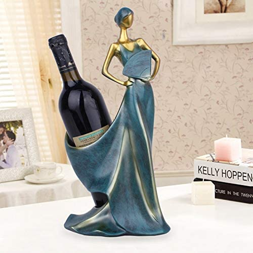 Amazon Com Mkyxln Wine Bottle Holder Nordic Home Decoration Resin Crafts Vintage Home Decor Home Kitchen,Bedroom Ideas For Girls