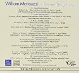 Cover of William Matteuzzi ~ Ferme tes yeux... / with B. Ford · Cullagh · Shkosa · Scano · R. Wood - D. Parry
