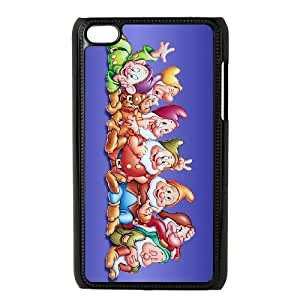 Disney Snow White And The Seven Dwarfs Character iPod Touch 4 Case Black persent xxy002_6919098
