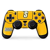Siena College PS4 Controller Skin - Siena College Yellow | Schools & Skinit Skin