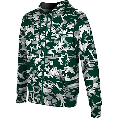 discount ProSphere Utah Valley University Boys' Fullzip Hoodie - Camo get discount