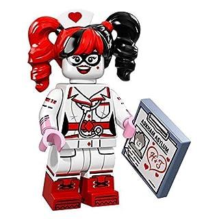 LEGO Batman Movie Series 1 Collectible Minifigure - Nurse Harley Quinn (71017)