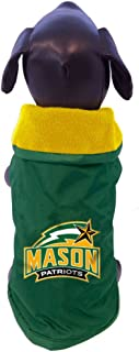 product image for NCAA George Mason Patriots All Weather-Resistant Protective Dog Outerwear, Large