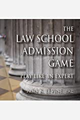 The Law School Admission Game: Play Like an Expert by Ann K. Levine (2010-09-01) Audio CD