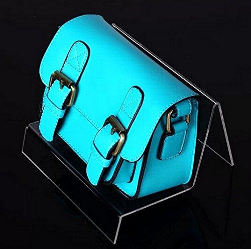 Creative Display Rack (5pack of Clear Acrylic Handbag Display Stand Holder Rack)