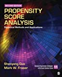 [(Propensity Score Analysis: Statistical Methods and Applications)] [Author: Shenyang Y. Guo] published on (August, 2014)
