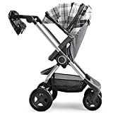 Stokke Scoot Winter Kit, Flannel Greylim