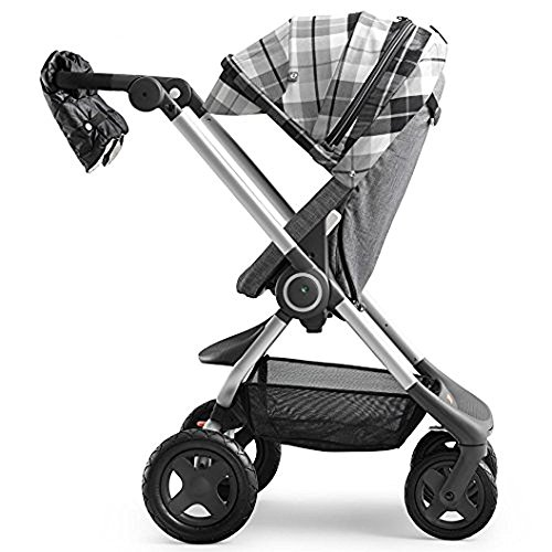 Stokke Scoot Winter Kit, Flannel Greylim by Stokke