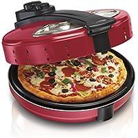 Hamilton Beach 12 Inch Pizza Maker (Red)