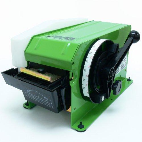 JORESTECH Manual Gummed Kraft Paper Industrial Tape Dispenser up to 3'' Width Tape (Water Activated)