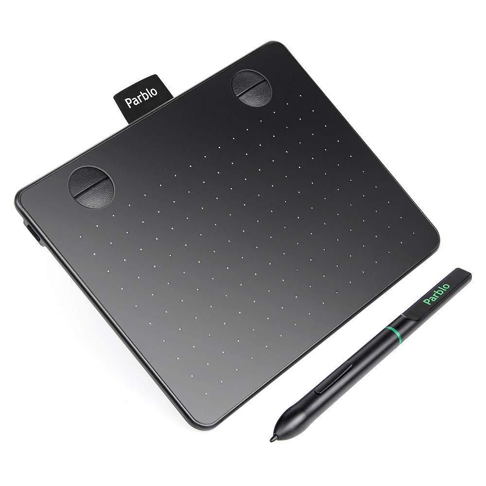Tableta Digitalizadora PARBLO A640 18.3x15cm 8192 NP