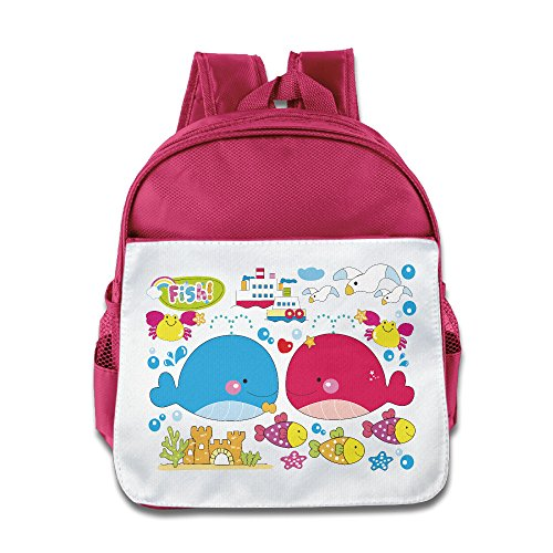 Price comparison product image 4 Boys Girls School Bag School Backpack Fashion Children School Bags