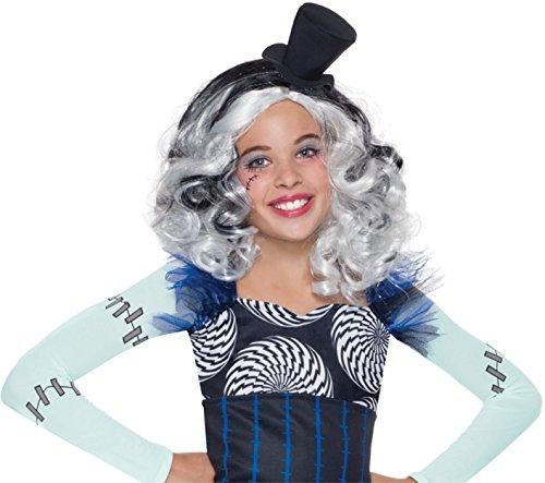 Rubie's Costume Monster High Freak Du Chic Frankie Stein Child Wig