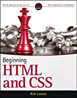 Beginning HTML and CSS Front Cover