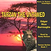 Tarzan Untamed: Tarzan Series, Book 7 | Edgar Rice Burroughs