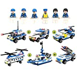 City Coast Guard Patrol,Childrens Toy Building Blocks,Urban Building Blocks Assembling Toys,Patrol Warship Carrier,Tank Cars, Police Cars, Anti-aircraft Artillery, Transport Helicopters, Patrol Ships
