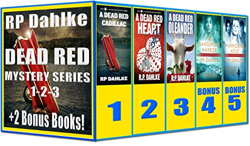 Boxed Set-Three Dead Red Mysteries Plus Bonus Books by [Dahlke, R.P.]