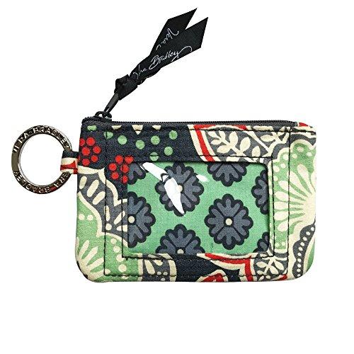 Vera Bradley Zip ID Card Case (Nomadic Floral) by Vera Bradley