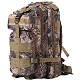 Cozy Age Military Tactical Backpack Hiking Camping Backpack Compact Pack