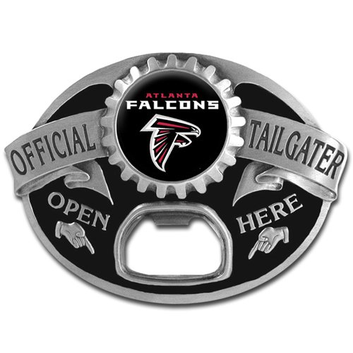 [NFL Atlanta Falcons Tailgater Buckle] (Fan Belt Buckle)