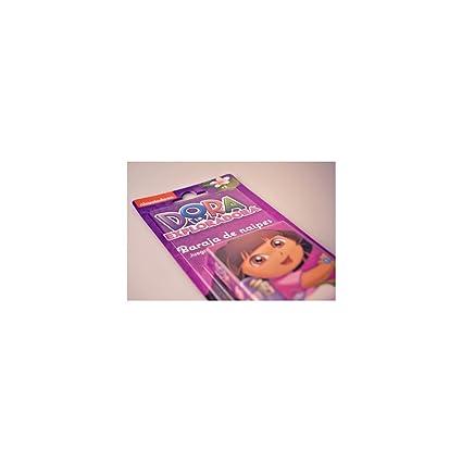 Dora la Exploradora - Baraja Infantil con 40 Cartas (Naipes Heraclio Fournier 1028605)