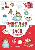 Holiday Season Sticker Book (Clever Stickers)
