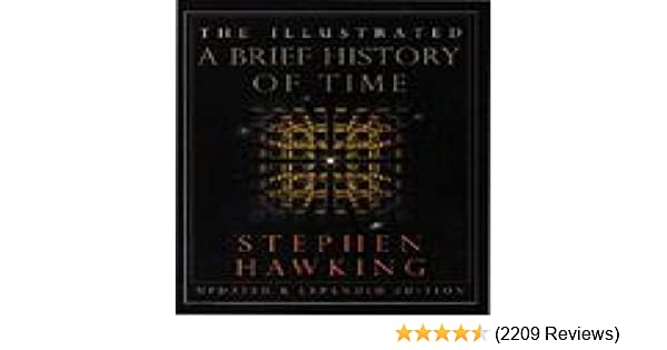 the illustrated a brief history of time updated and expanded edition