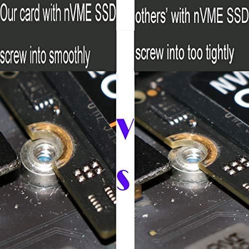 Sintech NGFF M 2 nVME SSD Adapter Card for Upgrade MacBook