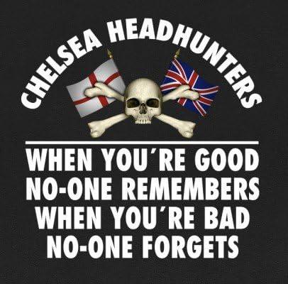 World of Football T-Shirt Chelsea HH Bad
