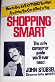 Shopping Smart, John Stossel, 0399125116