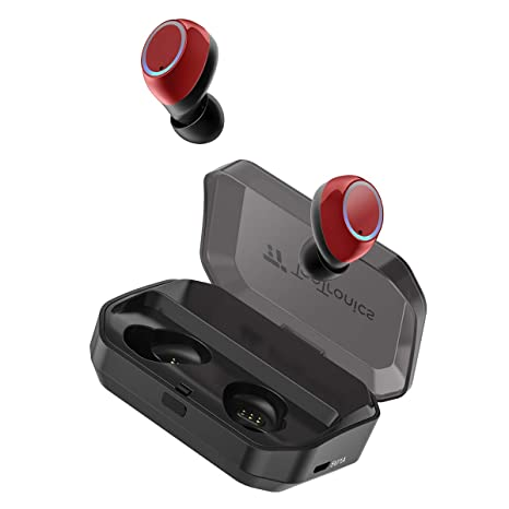 TaoTronics-bh026红 4.1 Bluetooth in Ear Auricolare Rosso  Amazon.it ... 7311edaccc9e