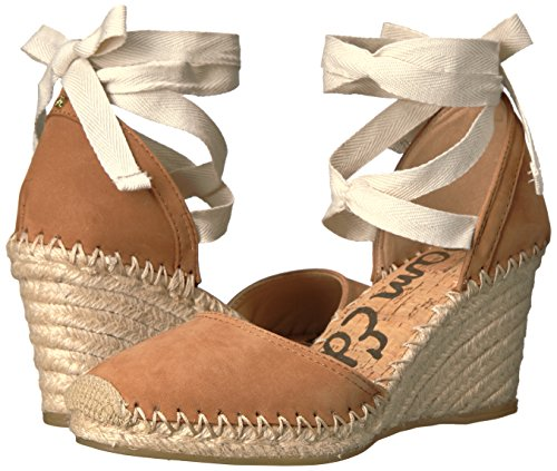Pictures of Sam Edelman Women's Patsy Espadrille Wedge Sandal US 4