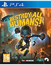 Destroy All Humans! Standard Edition - PlayStation 4