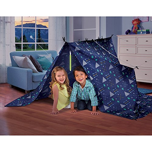 Discovery Kids Build A Fort Set