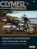 Harley-Davidson FLH/FLT Touring Series 2006-2009 (Clymer Manuals: Motorcycle Repair)