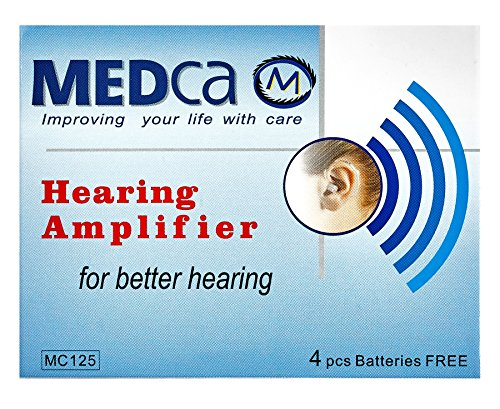 Hearing Amplifier With Noise Reduction