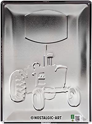 Nostalgic-Art 23235 John Deere Modelo 4020, Placa de Chapa ...
